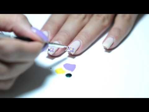 OjemRujumRimelim ile Nail Art Uygulamaları - AVON Ürünleri