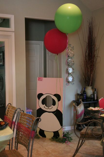 """Photo 1 of 26: All things Panda Bear! / Birthday """"Beary Special Panda Party""""   Catch My Party"""
