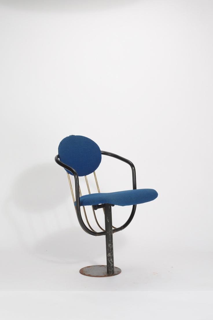 Poul Henningsen; Theater Chair, 1948.