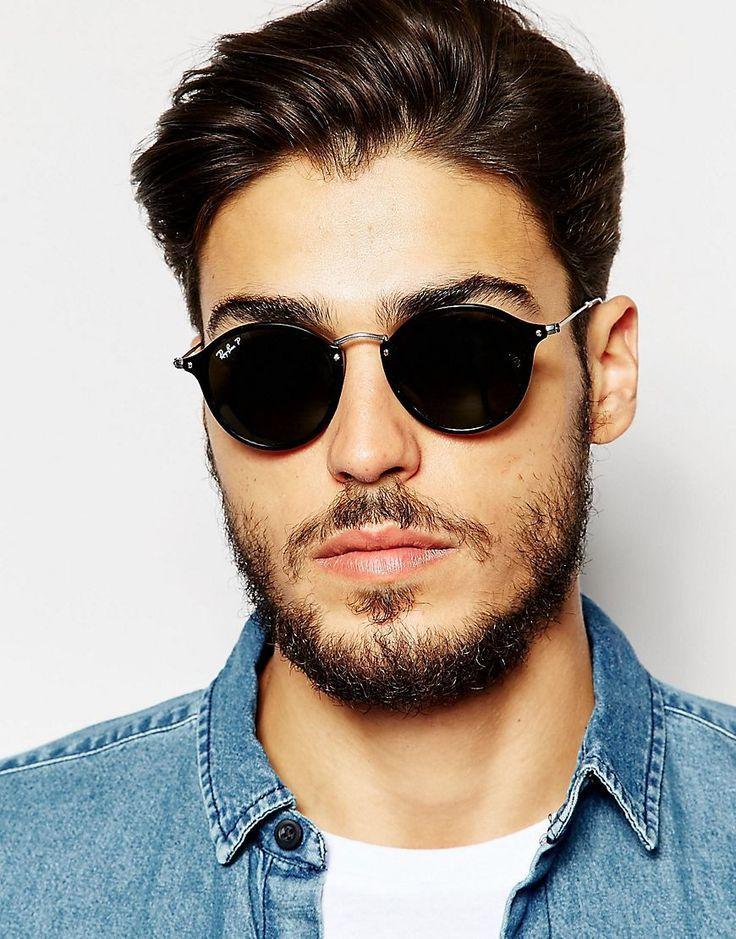 5d1e1eba018c5 Timeless round mens Ray-Ban sunglasses style