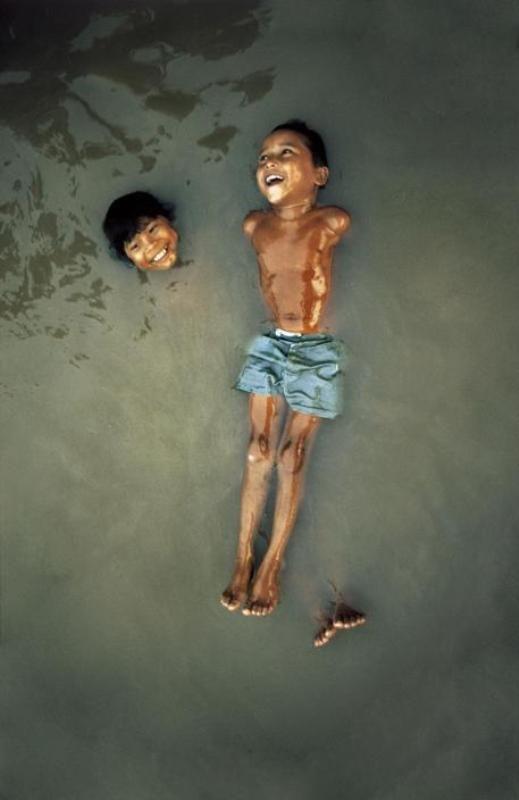Bruno Barbey - Brazil, Amazonas, Belem, The Amazon river (1966)