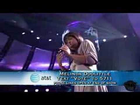 Melinda Doolittle - As Long As He Needs Me - American Idol.YouTube