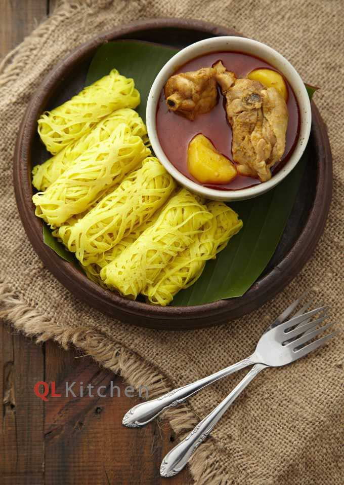 How to Make Roti Jala