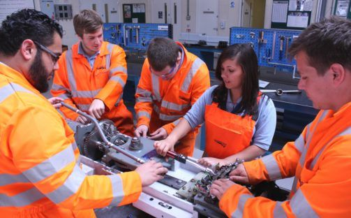 Network Rail Apprenticeships