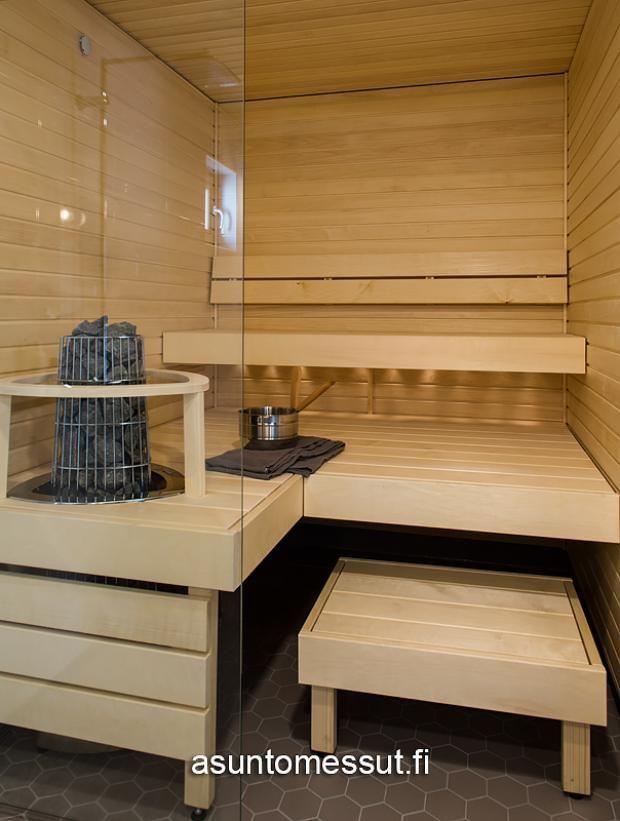 10 Kannustalon Lato - Sauna | Asuntomessut