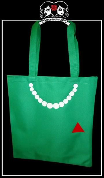 Rocky Horror Picture Show Tote Bag.  Love, love, love!!!