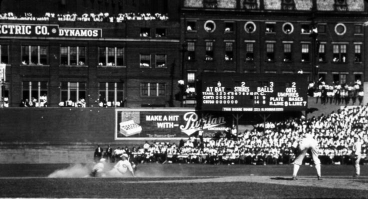 FIXED: 1919 World Series - The Fix is in. 3-0 Cincinnati in the 4th inning