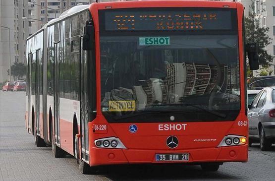 İzmir'de Toplu Ulaşıma Yüzde 6.67 Zam Yapıldı