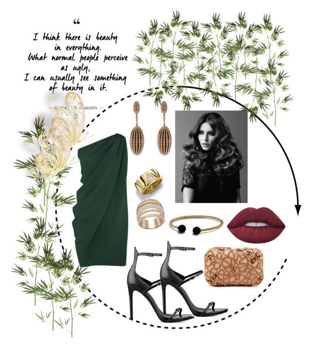 Untitled #164 by poorvashikalra on Polyvore featuring polyvore, fashion, style, Lanvin, Kendall + Kylie, Alice + Olivia, Carla Amorim, Marina B, David Yurman, Lime Crime, BaByliss Pro, Pier 1 Imports and clothing