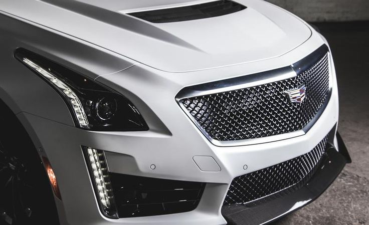 2016 Cadillac CTS-V - Photo Gallery of Official Photos and Info from Car and Driver - Car Images
