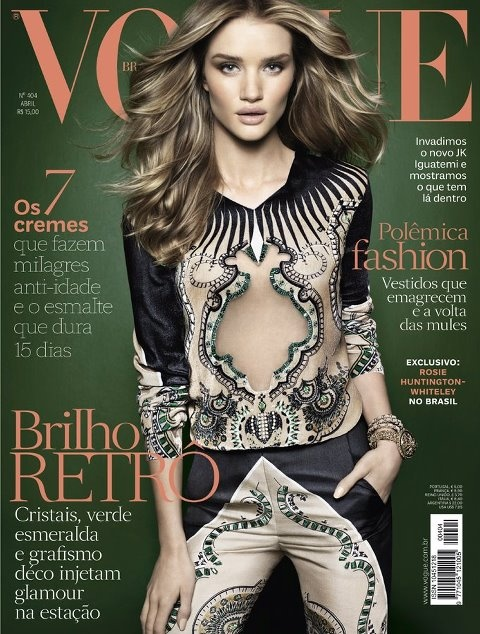 Vogue BR - Abril/12