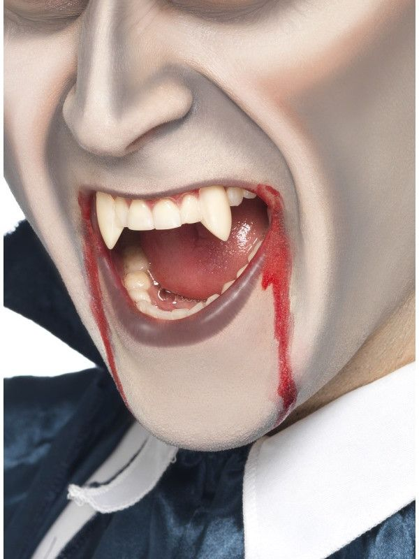 New White Fangs Tooth... http://www.cosmetics4uonline.co.uk/products/white-fangs-tooth-caps-dracula-vampire-fangs?utm_campaign=social_autopilot&utm_source=pin&utm_medium=pin #cosmetics