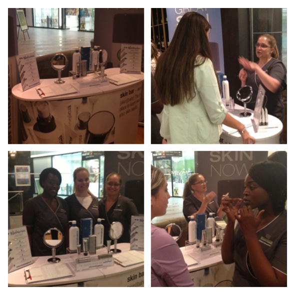 Bailey's pamper party