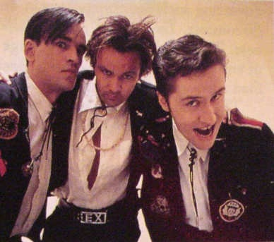 """""""The Big Gig"""" - Wendy Harmer, Falco, The Doug Anthony All Stars (DAAS), Patsy Biscuit..."""