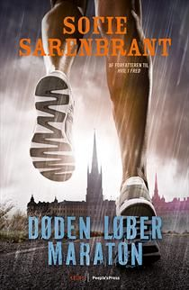 Døden løber maraton af Sofie Sarenbrant (Bog, indbundet) - Køb bogen hos SAXO.com
