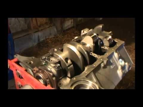 Chevy 350 Engine Rebuild Part 2