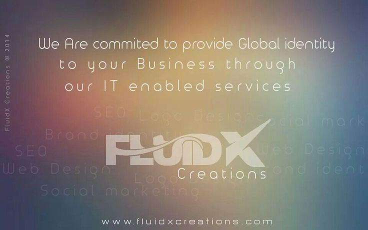 FLUIDX CREATIONS ©