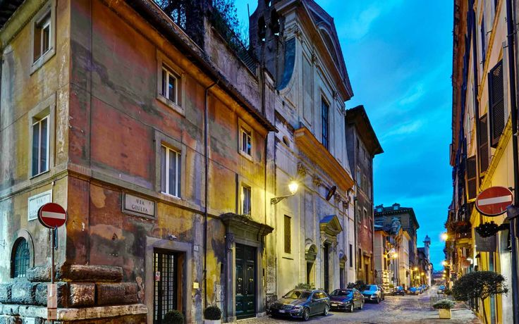 5 Star Hotel in Rome - Hotel Indigo Rome - St. George | Official Website