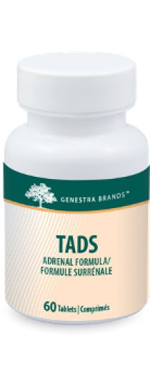TADS by Genestra - provides the whole adrenal gland from bovine, including the adrenal cortex and medulla.