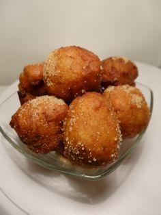 beignets de carnaval antillais à la farine de manioc