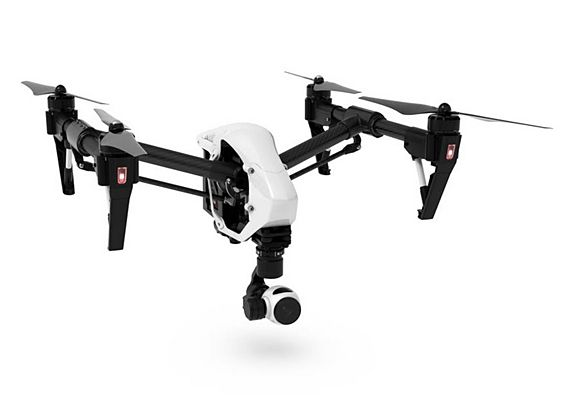 1 Inspire DJI Quadcopter Drone ...Visit our site for the latest news on drones with cameras