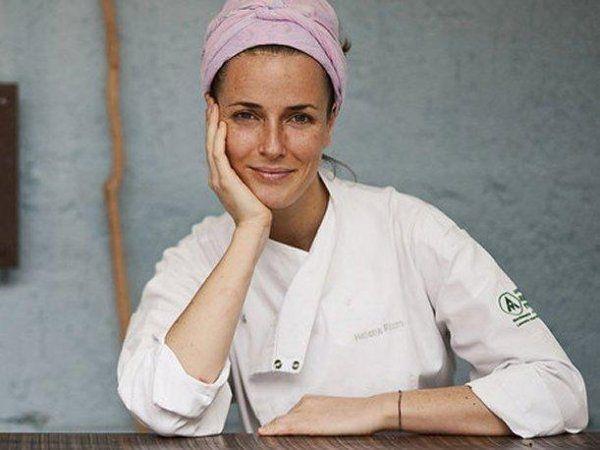 Helena Rizzo, La nueva mejor cocinera del mundo.