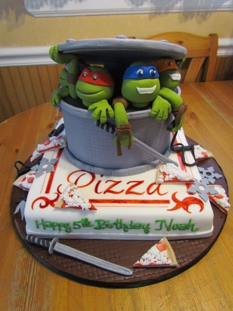 26 best TNMT images on Pinterest Birthday parties Birthday