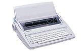 Typewriters still find a place in many homes and offices today. Today's typewriter offers many advanced features.