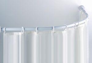 U Shaped Shower Curtain Rail B And Q