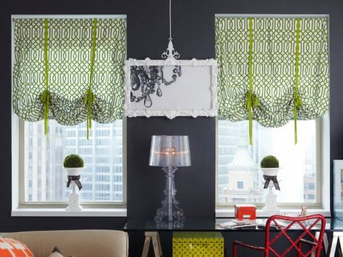 Window Treatment Ideas - Ideas for Decorating Windows with Curtains - Good Housekeeping