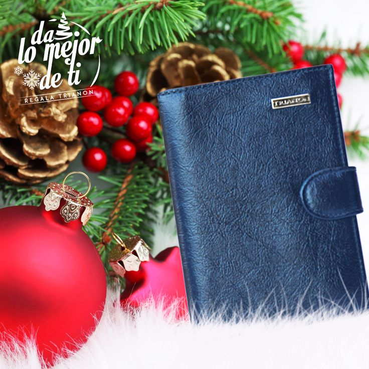 rianon te trae la mejor opción de regalos en esta temporada de Navidad. No dudes más compra un porta pasarte #estilotrianon  www.trianon.com.co