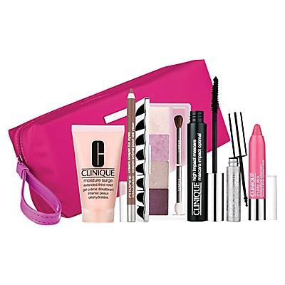 Black Tie Violet Make-Up Gift Set online at JohnLewis.com - John Lewis