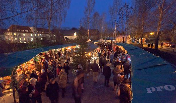Weihnachtsmarkt Starnberger See Ammersee, Starnberg, Andechs, Diessen
