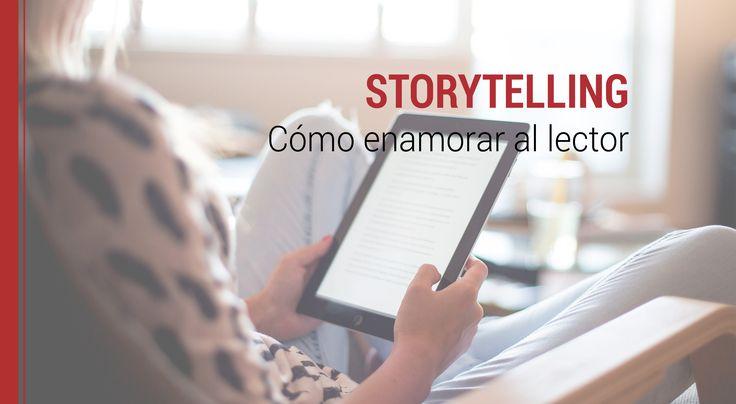 Para hacer un storytelling, lo que tenemos que tener es algo que contar. Sin embargo, este contenido es clave para enamorar al lector.