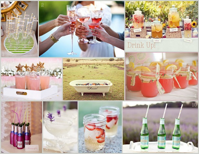 Drinks ideas.Cocktails Hour, Food Ideas, Drinks Servings Ideas, Food And Drinks, Wedding Drinks, Parties Ideas, Refreshing Drinks, Pretty Drinks, Drinks Ideas