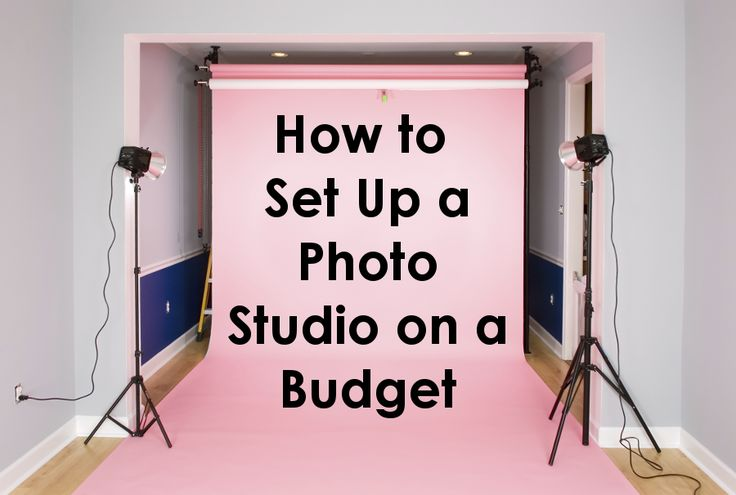 great garage business ideas - How to Set Up a Studio on a Bud