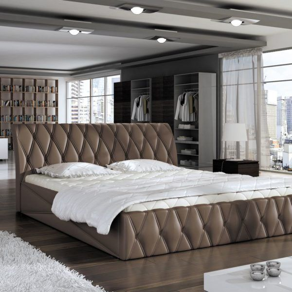 Nord bed - Sofas beds furniture shop Oslo Norway