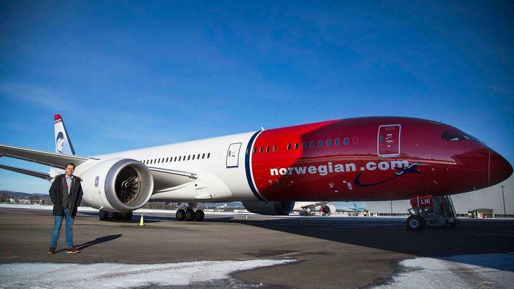 Norwegian skal doble utenrikstrafikken på fem år - med nytt storfly i spissen - Aftenposten