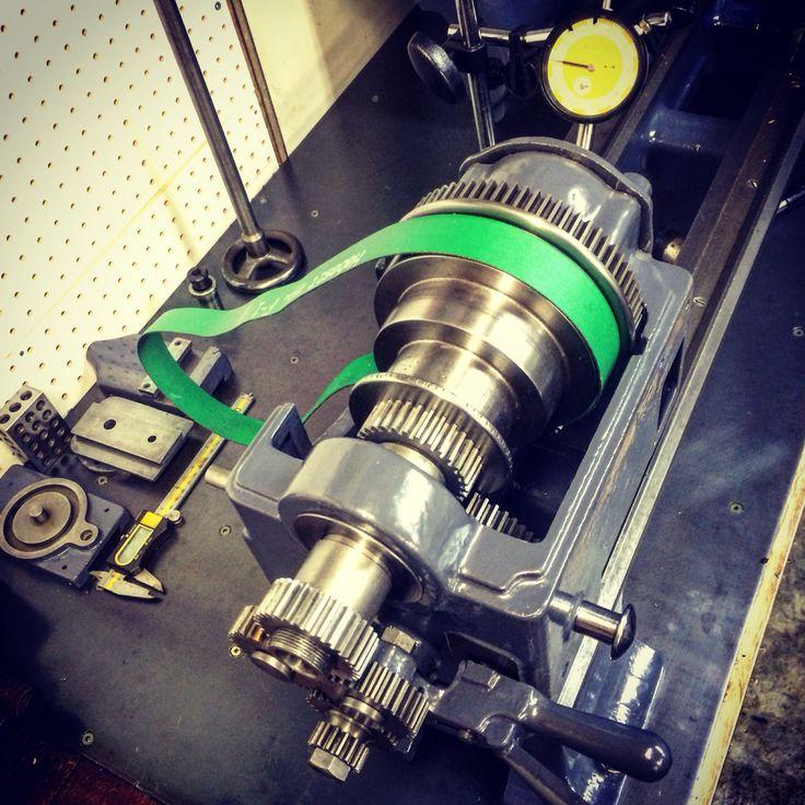 logan machine works