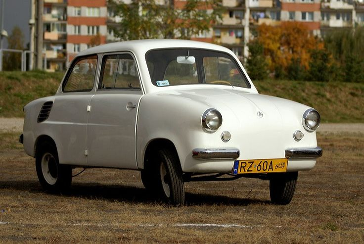 The Mikrus MR-300 was a Polish microcar produced between 1957 – 1960 with a body built by WSK Mielec and engines by WSK Rzeszów.