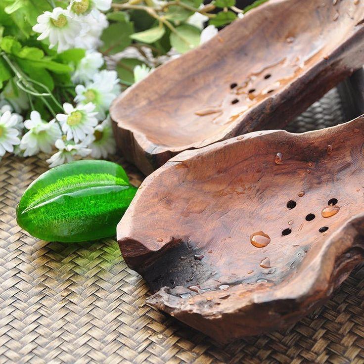 Гарантировано 100% vintage мыльница Натурального дерева мыльницы держатель мыло ручной работы кухни ящик для хранения мыльница античная купить на AliExpress