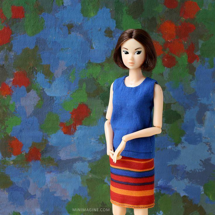 Minimagine: GINA #momokodoll #momokoberryhunter #dollcollector #dollcollection #dollcollecting