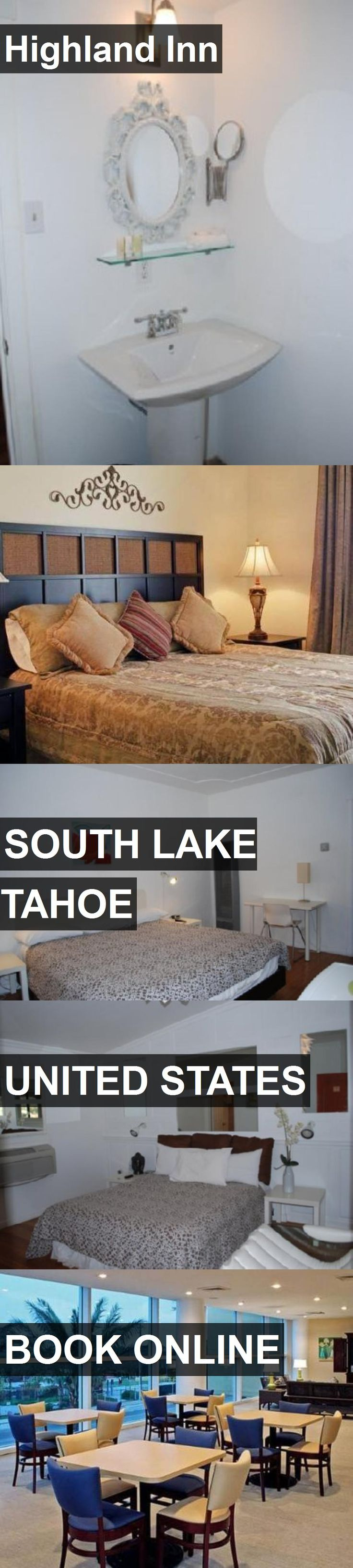 Hotel Highland Inn in South Lake Tahoe, United States. For more information, photos, reviews and best prices please follow the link. #UnitedStates #SouthLakeTahoe #travel #vacation #hotel