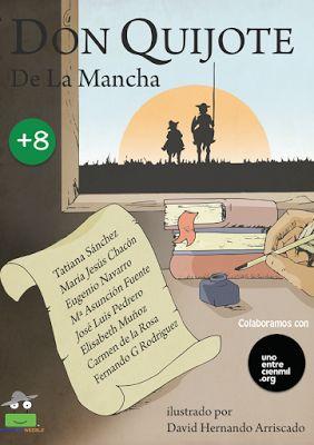 VERBO  LEER: DON QUIJOTE DE LA MANCHA