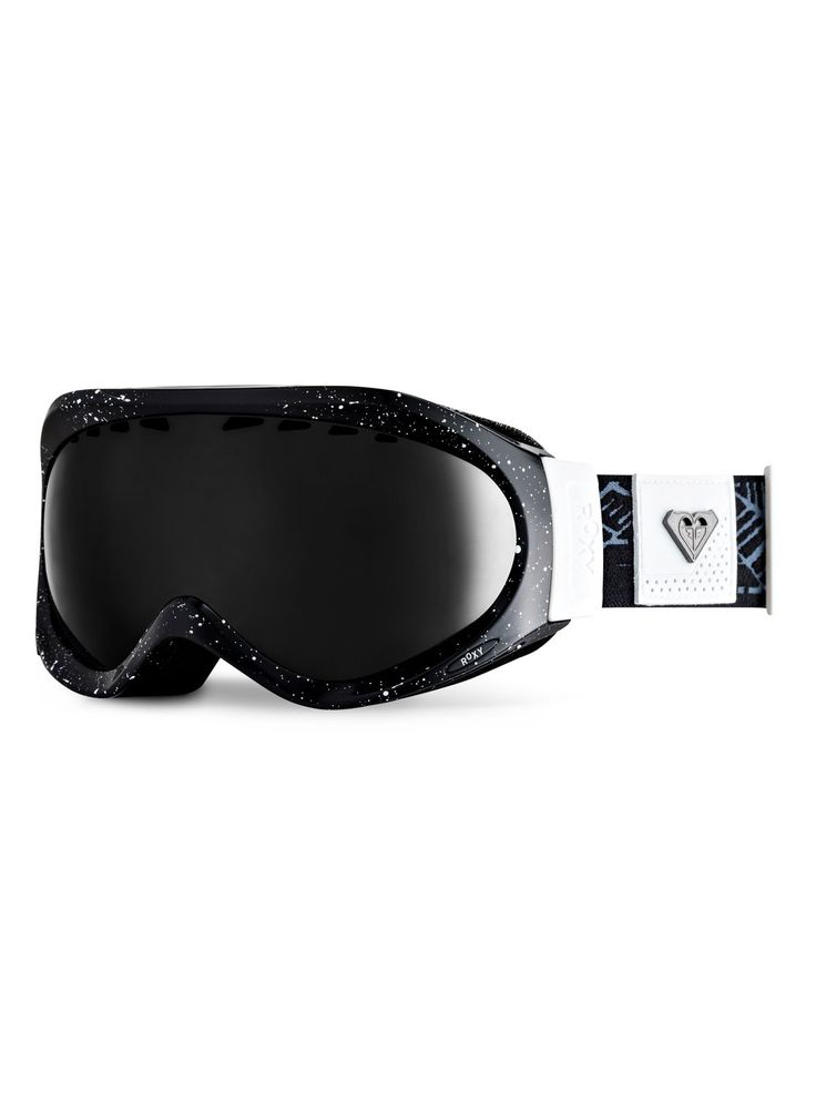 Roxy - Mist - Masque de snowboard, BLACK