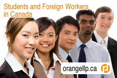 Apply now under the Canadian Experience Class. Students and Foreign Workers in Canada: The 8000 cap of applications is filling rapidly! Secure your spot until December 2014. Please send your resume for an assessment to info@orangellp.ca or book an appointment with us at 416-901-9633. Monday to Friday 10:00 to 17:00.