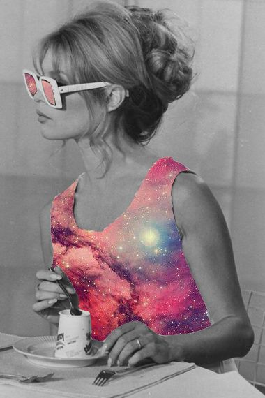 vintage collage colourful woman                                                                                                                                                     More