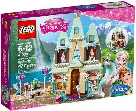 41068 LEGO Disney Princess Arendelle ünnepe a kastélyban