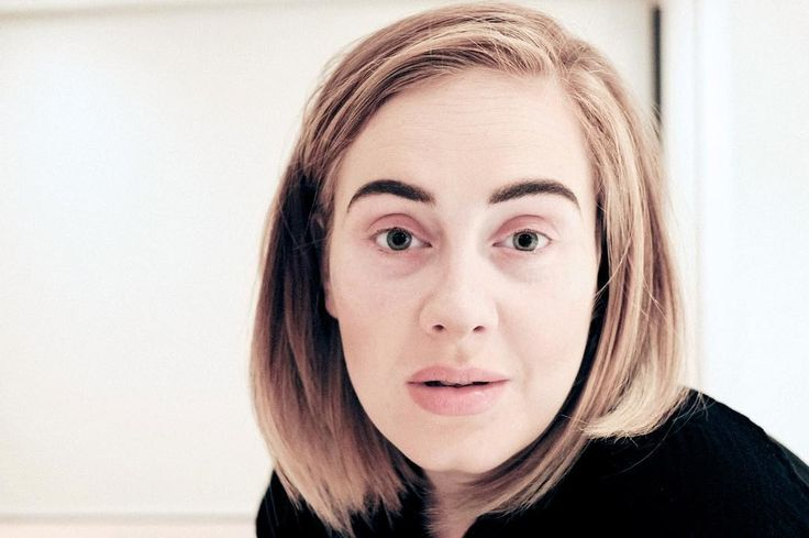 Adele Goes Makeup-Free, and She Looks Gorgeous