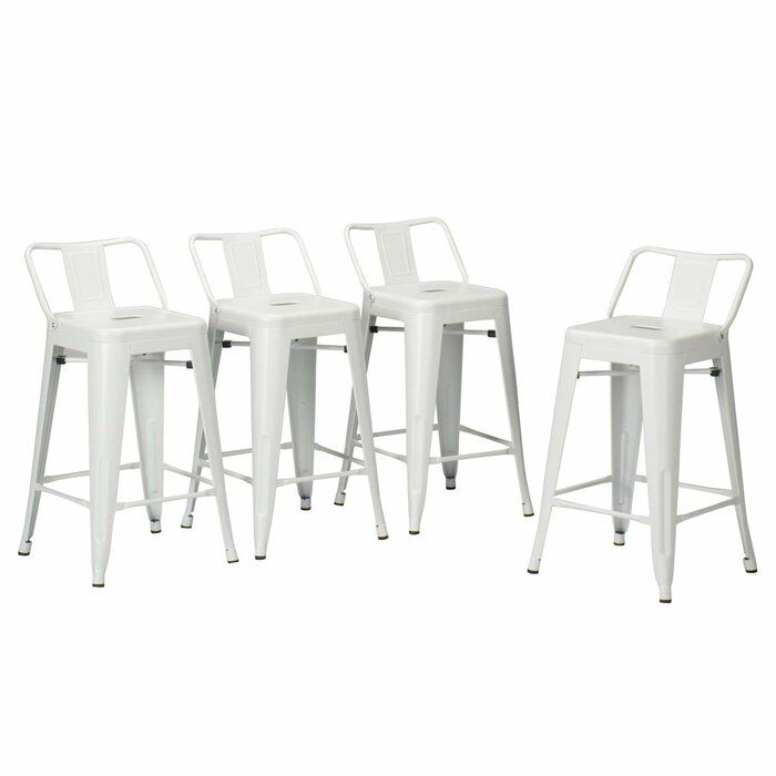 Grady 24 Bar Stool Metal Bar Stools Bar Stools Stool
